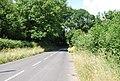 Lane, Glover's Hawe, Cowden - geograph.org.uk - 1376018.jpg