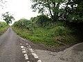 Lane junction near Dinnington - geograph.org.uk - 491948.jpg