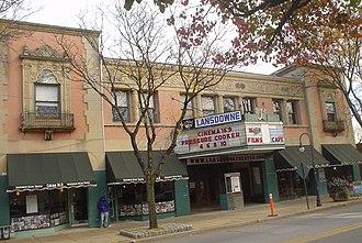 William Harold Lee - Image: Lansdowne Theatre