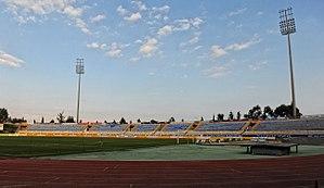GSZ Stadium - Image: Larnaca GSZ Stadium 1