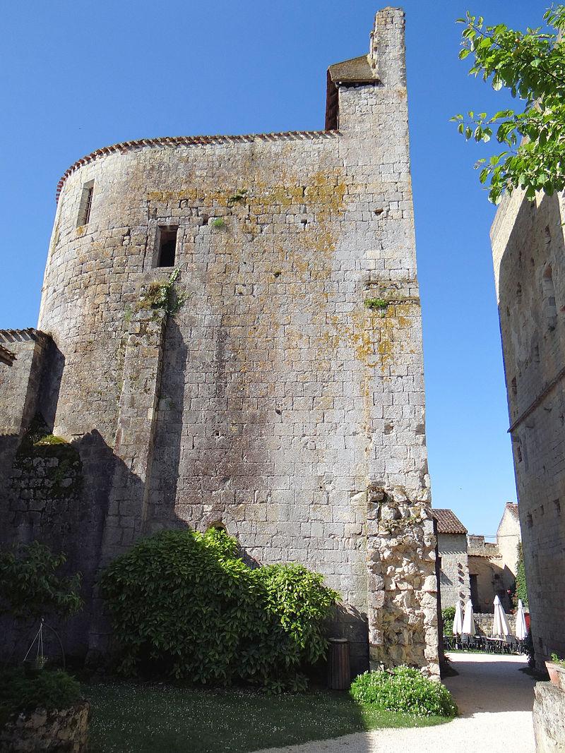 Larressingle - Église Saint-Sigismond -1.JPG