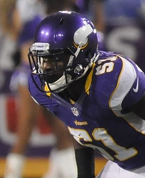 Larry Dean - Dean with the Minnesota Vikings