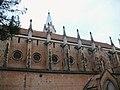 Lateral del santuari de la Mare de Déu de l'Esperança, convent del Carme d'Onda.JPG