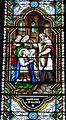 Le Bugue église vitrail St Alexis détail (1).JPG