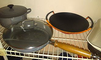 Light industry - Cast Iron Cookware