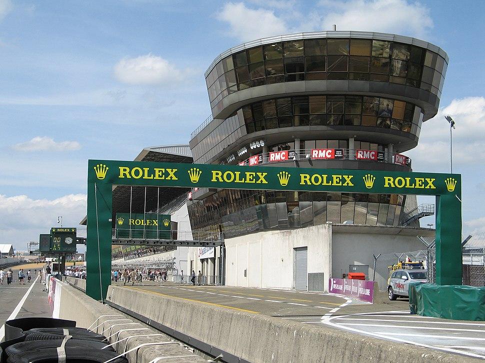 Le Mans Race Control