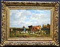 Le Patûrage à la gardeuse d'oies, 1854, huile sur toile, Constant Troyon (1).jpg