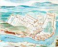 Le Veritable plan de Quebec fait en 1663 - Vieux-Quebec.jpg