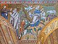 Le sacrifice dIsaac par Abraham (mosaïques de la Chapelle palatine, Palerme) (7026705017).jpg