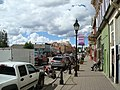 Leadville, Harrison Ave, southeast part (friday afternoon).jpg