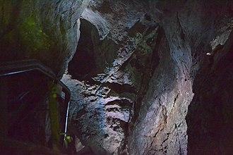 Ledenika - Image: Ledenika cave 002