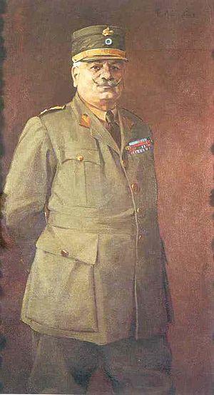 Leonidas Paraskevopoulos - Leonidas Paraskevopoulos ca. 1920