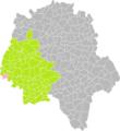Lerné (Indre-et-Loire) dans son Arrondissement.png