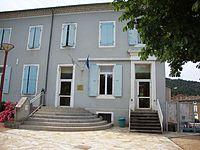 Les Ollières-sur-Eyrieux (Ardèche, Fr) mairie.JPG