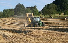 Agriculture wikip dia for Container sur terrain agricole