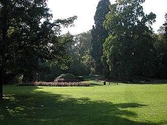 Leschi Park (Seattle) - Leschi Park, 2004