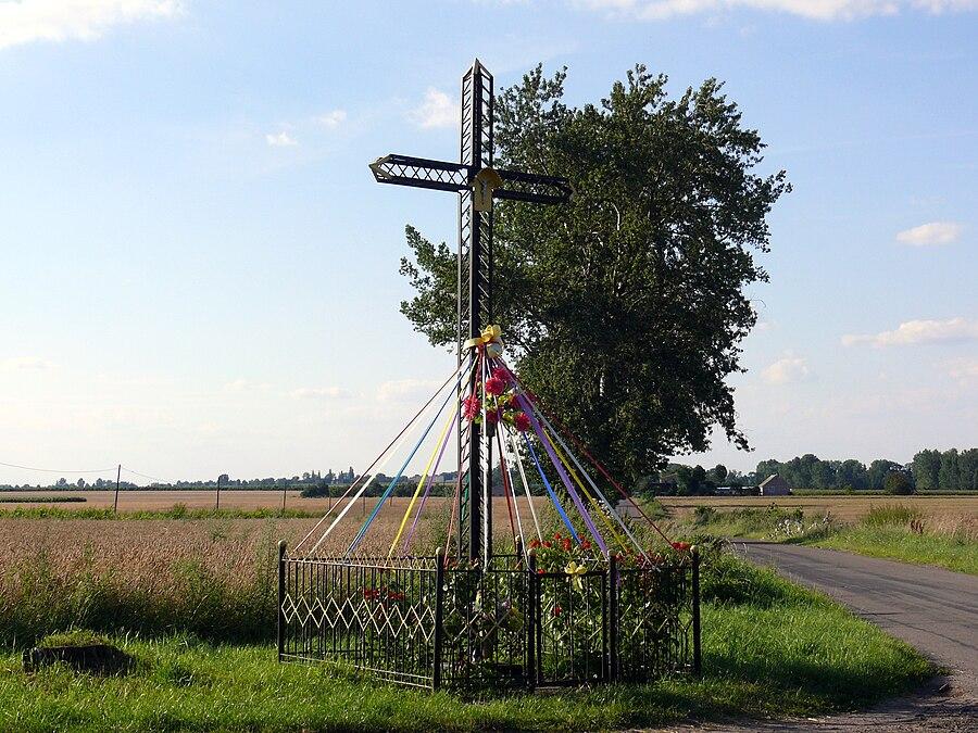 Leszcze, Gmina Kościelec