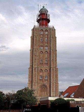 1470s in architecture - Image: Leuchtturm Westkapelle 1