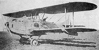 Levasseur PL.7 - Image: Levasseur PL.7 Annuaire de L'Aéronautique 1931
