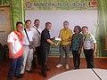 Libona Mayor Totom Calingasan with Barangay Captain of Sil-ipon.jpg
