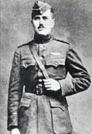 Sumner Sewall - Sumner Sewall in World War I