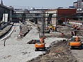 Lille - Travaux en gare de Lille-Flandres (E22, 7 juillet 2013).JPG