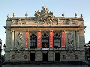 Louis Marie Cordonnier - Image: Lille opéra