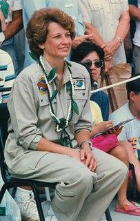 Linda Finch American aviator