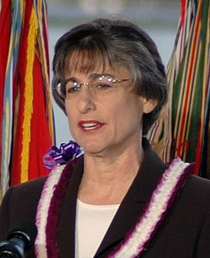 Linda Lingle - Linda Lingle in December 2006