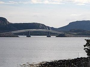 Linesøy Bridge - Linesøy Bridge