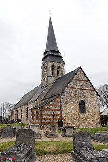 Lintot Commune in Normandy, France