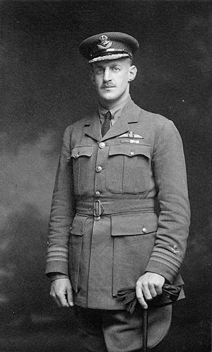Lionel Rees - Lionel Rees c.1918