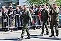 Lippujuhlan päivän 2017 paraati 039 prikaatikenraali Pasi Välimäki.JPG