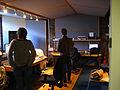 Listening back, Salter Cane, Metway Studios.jpg
