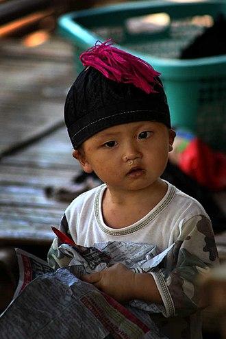 Lisu people - Image: Lisu 001