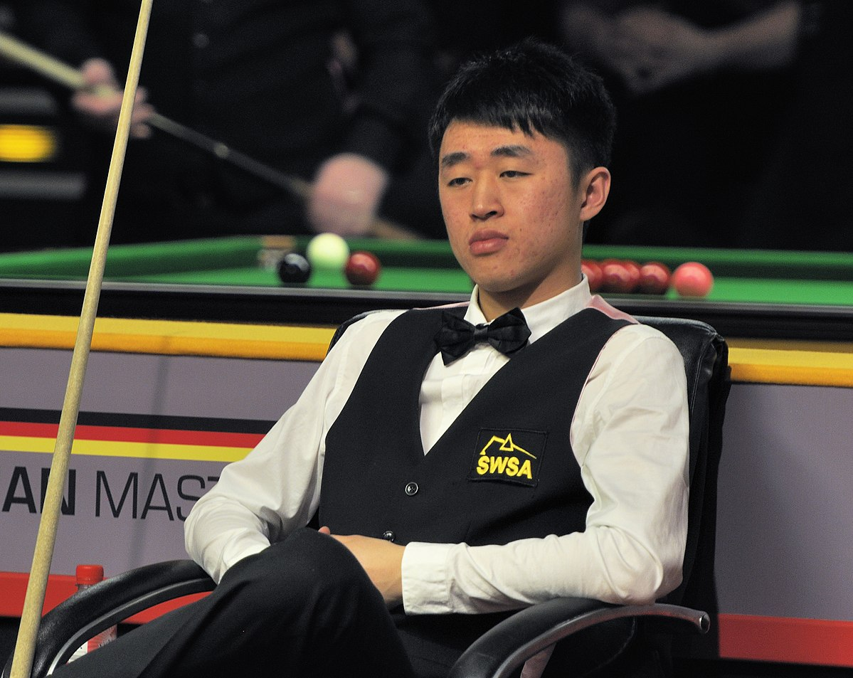 Liu Chuang Snooker Player Wikipedia