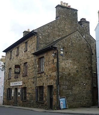 Newport, Pembrokeshire - Llwyngwair Arms