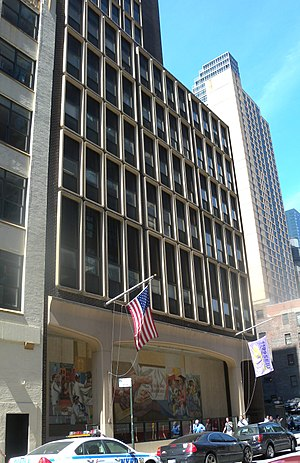 1199: The National Health Care Workers' Union - New York headquarters