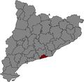 Localització del Garraf.png