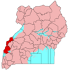 Location of Rwenzururu in Uganda (map).png