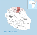 Locator map of Kanton Sainte-Marie 2018.png