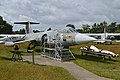 Lockheed F-104G Starfighter '22+98' (15575897390).jpg