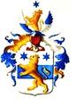 Loewenstern Wappen golden blau silbern.png