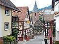 Loffenau mit Bäckerei Laupp - panoramio.jpg