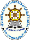Logo of the Ministry of Administrative and Bureaucratic Reform of the Republic of Indonesia.png