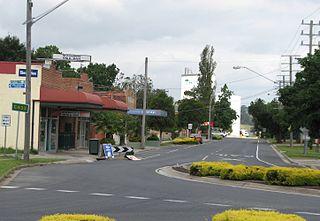 Longwarry, Victoria Town in Victoria, Australia