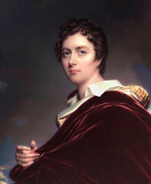 Lord Byron by Henry Pierce Bone