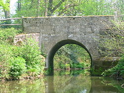 Lords Wood Barn Bridge.JPG