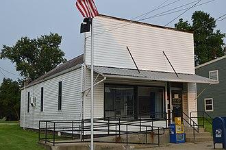Lore City, Ohio - Post office on Main Street