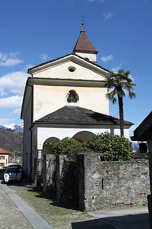 Losone - S. Rocco Church